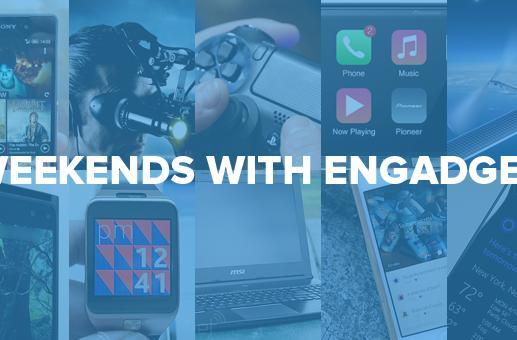 Weekends with Engadget: Windows Phone 8.1 and Gear 2 reviews, the anonymous internet and more!