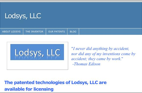 Lodsys comments on iOS patent infringement, receives hate mail, death threats