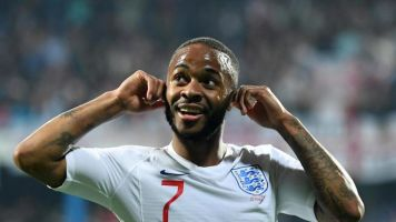 England vs Montenegro: FA welcomes Uefa charge over 'abhorrent' racist abuse