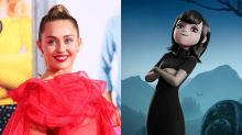 Miley Cyrus says a 'penis cake' got her fired from 'Hotel Transylvania' voice role