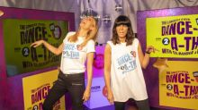 Tess Daly and Claudia Winkleman say they will never dance again after danceathon