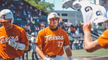 Ivan Melendez hits two more home runs in 9-2 win as No. 4 Texas sweeps Kansas State