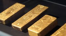 Gold finishes higher, but logs a third straight monthly loss