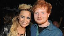 Demi Lovato & Ed Sheeran Performing Together At VMAs?