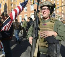 Gun rights advocates rally peacefully in Virginia