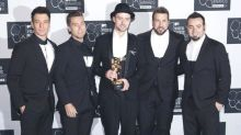 Justin Timberlake Shares Photo of NSync Reunion at JC Chasez's 40th Birthday Party