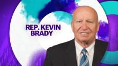 Yahoo Finance Presents: Rep. Kevin Brady