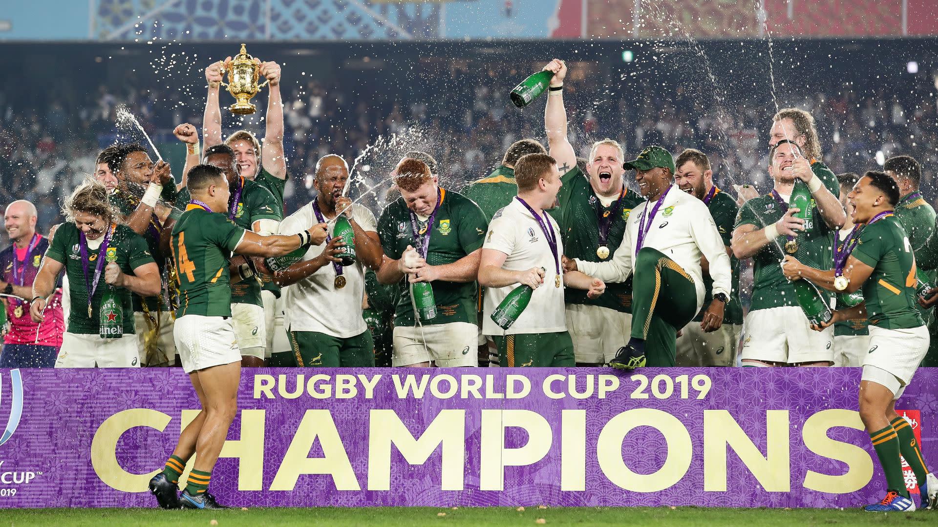 Rugby World Cup 2019 Clinical Springboks Happy Hosts Irish De Ja Vu The Top Opta Facts