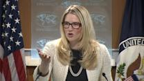 State Department says not pressuring law enforcement to drop Indian complaint