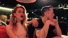 Así ha confirmado Amber Heard su relación con el multimillonario Elon Musk