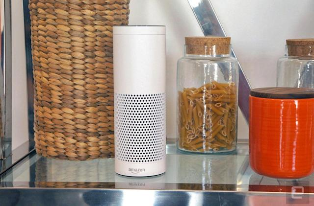 A closer look at Amazon's new white Echos