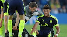 Alex Oxlade-Chamberlain avoids FA Cup final hat-trick of misfortune
