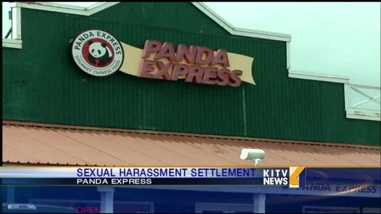Panda Express sexual harassment lawsuit settled