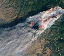 California wildfires: Satellite images reveal devastating scale of disaster across US state