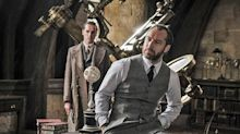 How Jude Law beat three other actors to the role of Dumbledore in 'Fantastic Beasts 2'