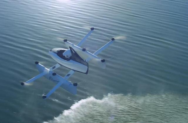 Kitty Hawk's new Flyer looks like a mix of drone and stunt plane