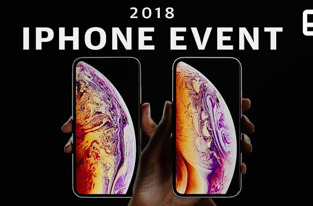 Watch Apple's 2018 iPhone event in 12 minutes