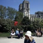 The Latest: UNESCO: Notre Dame can evolve in its rebuilding