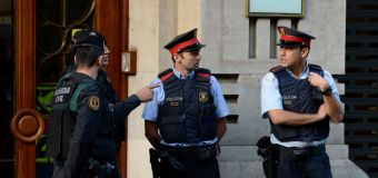Spanish police raid Catalan government buildings over fears of independence vote