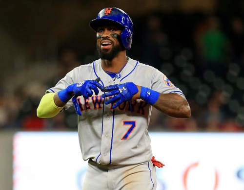 Jose Reyes followed his lowest moment this season with his most productive game in a long time. (Getty)