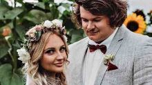 Mum-of-two battling Stage 4 cancer at 22 has wedding of her dreams