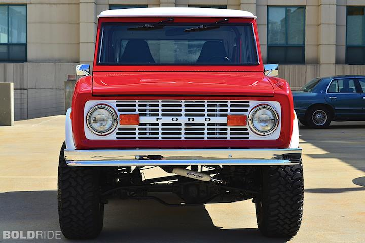 this 1970 ford bronco is the one you need to buy. Black Bedroom Furniture Sets. Home Design Ideas