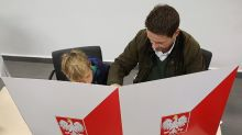 Exit poll: Polish populists lead local votes, support down