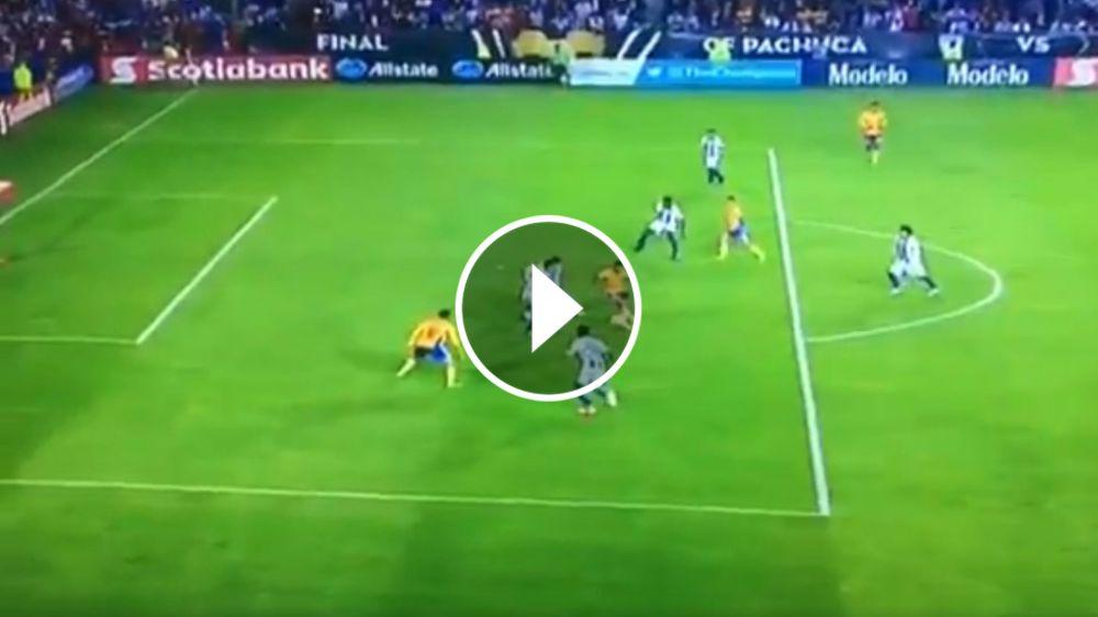 VIDEO: ¡Era el empate de Tigres! Claro offside de Gignac