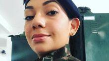Sargento do Exército se rendeu antes de ser morta na frente dos três sobrinhos