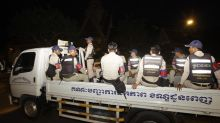 Critics cry foul as Cambodian CNRP banned