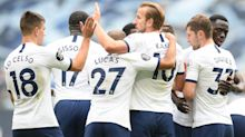Tottenham 3-0 Leicester City: Kane hurts Foxes' top-four ambitions