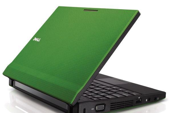 Dell debuts colorful new Latitude 2100 netbooks for education