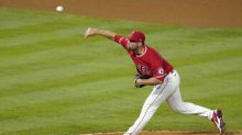 Brewers acquire reliever Hunter Strickland from Angels