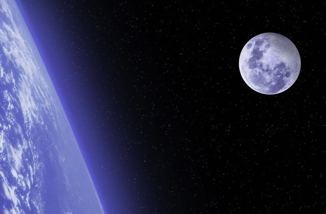 CommStar will launch a relay satellite to talk to astronauts on the Moon