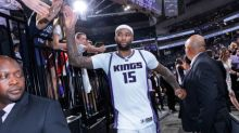 DeMarcus Cousins introduced to New Orleans, laments 'the dishonesty' of the Sacramento Kings