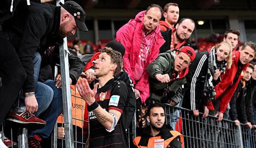 """Bundesliga: Kießling: """"Verein und Rettung stehen über allem"""""""