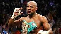 Is Mayweather near the end of his career?