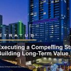 Stratus Properties Delivers Presentation to Investors on Upcoming Annual Meeting