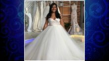 Bride whose dream gown was destroyed in Hurricane Harvey gets new dress