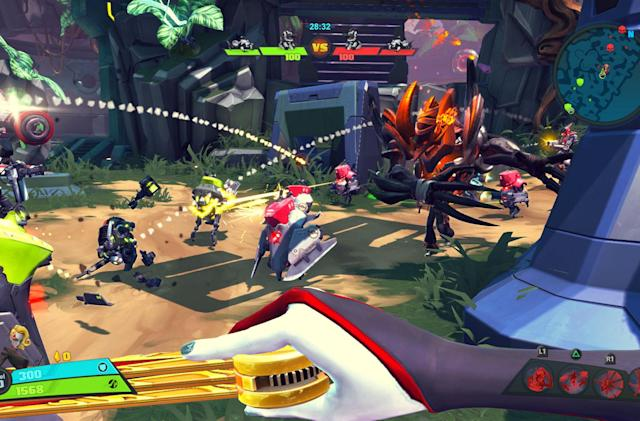 'Battleborn' beta launches April 8th on PlayStation 4