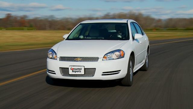 Chevrolet Impala Review