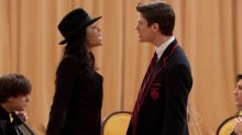 Glee Alum Grant Gustin Recalls Being 'Intimidated' By Naya Rivera's Talent