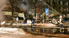 Japan police investigate cause of blast that hurt 42