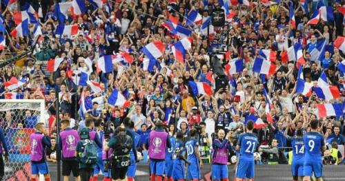 Foot - Euro - Euro 2016 : 62 milliards d'euros de paris enregistrés dans le monde