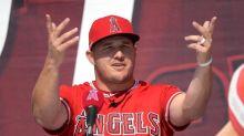 MLB/向天使告假陪產去 楚奧特準備迎接「小鱒魚」