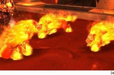 Patch 4.2: Fandral's Flamescythe turns feral cats fiery