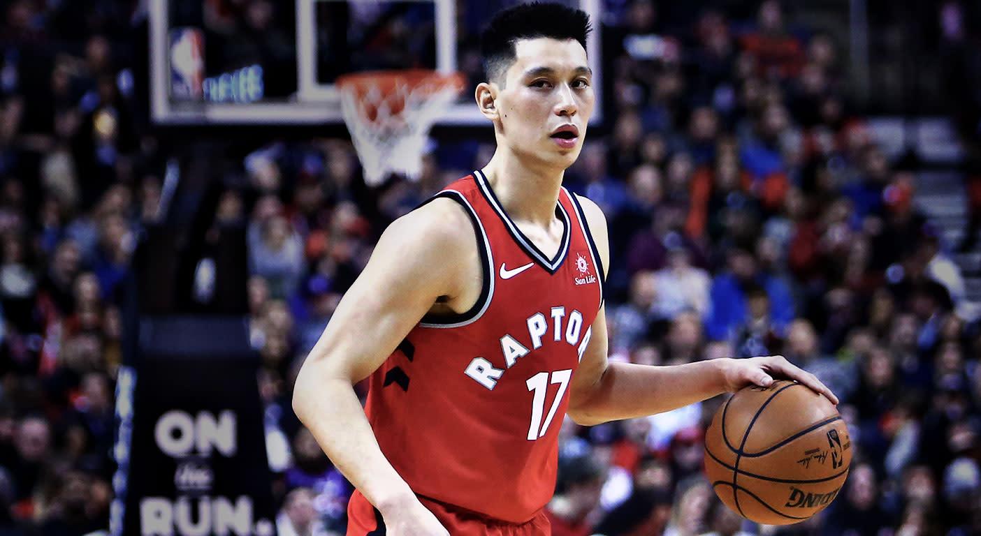 Jeremy Lin Raptors: At Large With Alex Wong: Toronto Raptors Guard Jeremy Lin