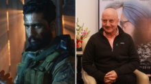 "Kher Welcomes Vicky to ""Actor's World"", Gets Slammed on Twitter"