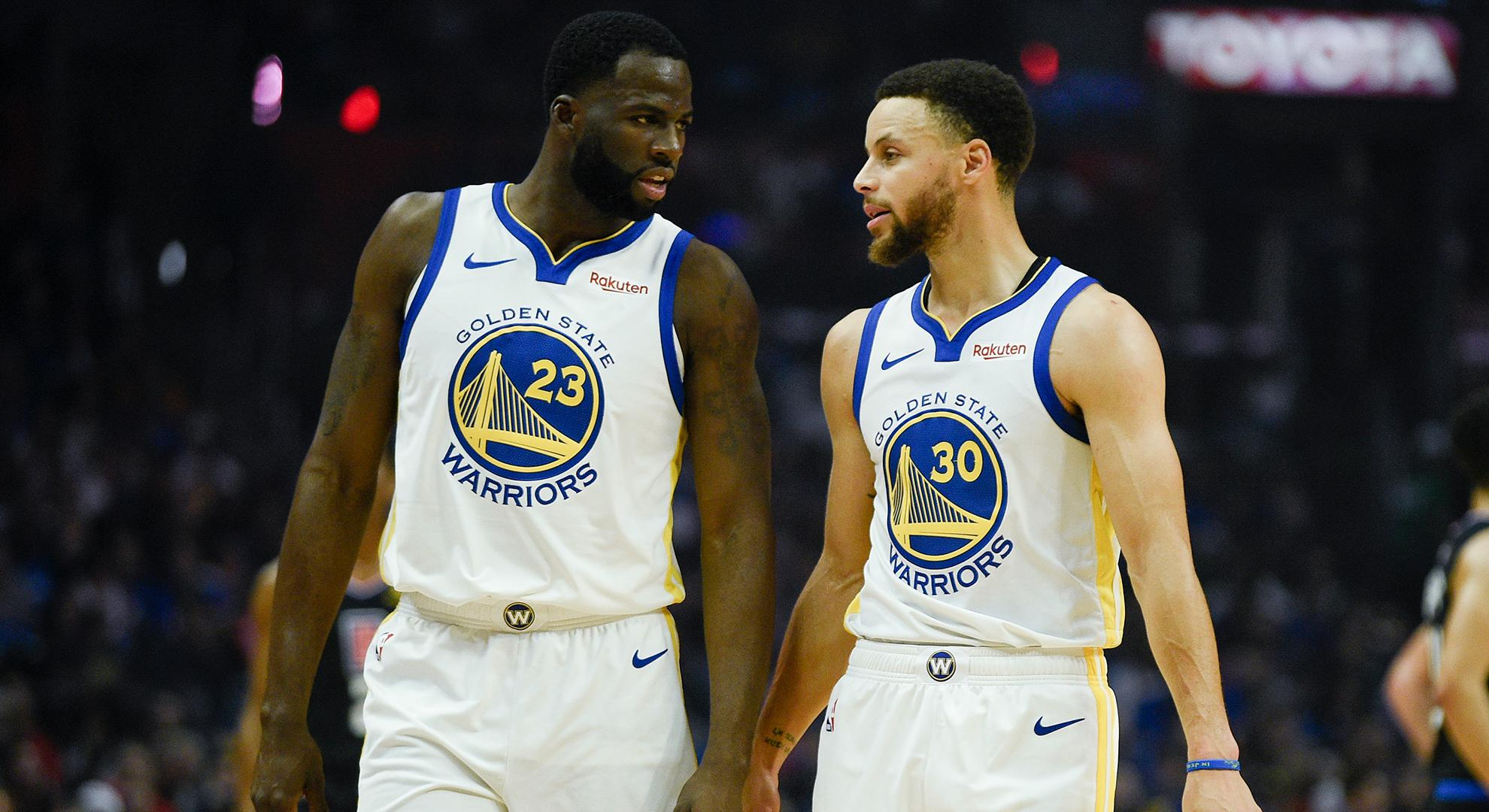 Assessing Warriors' roster, expectations heading into rebuild season