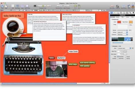Curio 6.1 gets even more creative and productive